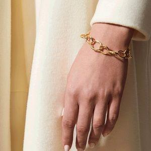 Rachel Zoe Jewelry - Bayou With Love / Rachel Zoe Gold Bracelet